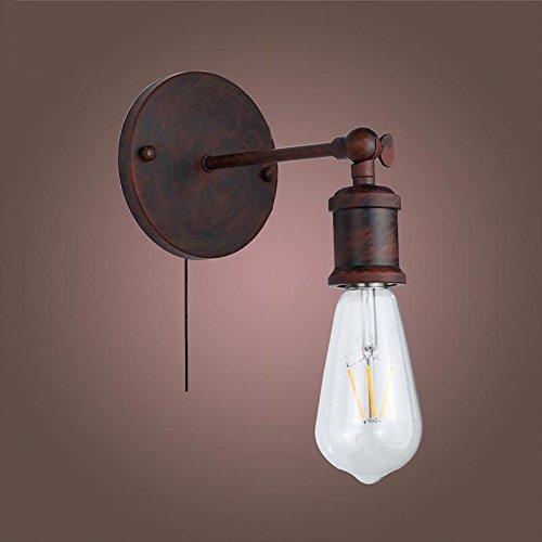 Kiven Vintage Wall Light Coffee House Indoor Metal Wall